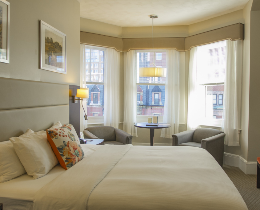 Newbury Guest House Boston Boutique Hotel